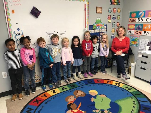 Mrs. Theresa's Class